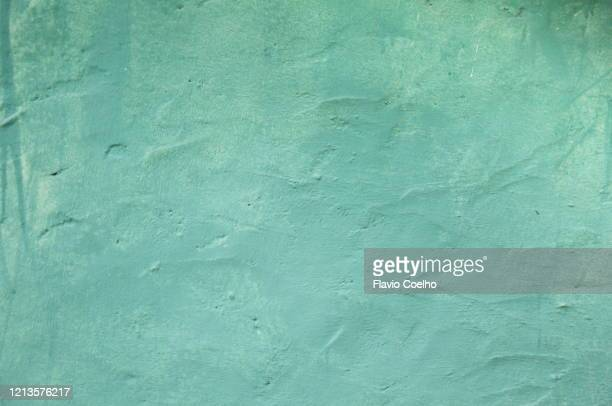 imperfect gypsum plaster wall - focus on background stock pictures, royalty-free photos & images