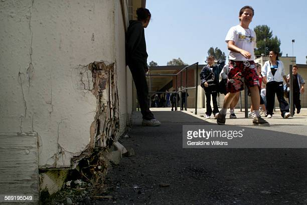Imperial Middle school in La Habra is in need of funds to replace or repair buildings that have been eaten by termites This building houses the...