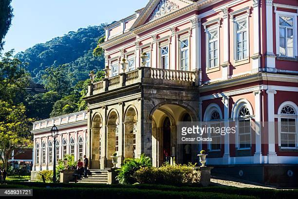 Palácio Imperial no Petropolis