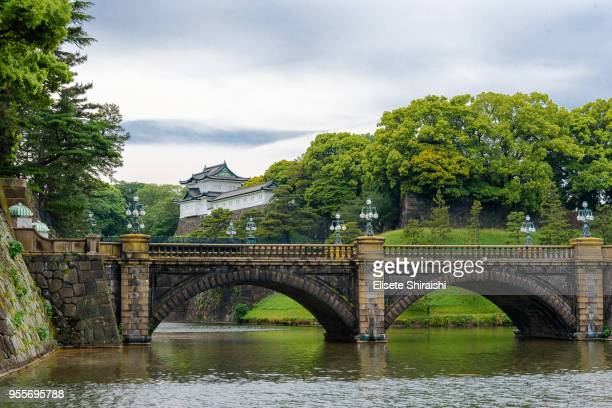 Imperial Palace of Tokyo.