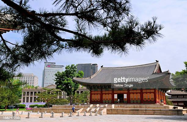 imperial palace - imperial palace tokyo stock photos and pictures