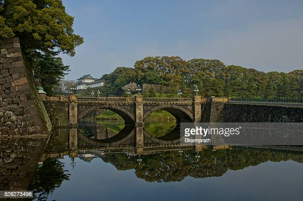 imperial palace tokyo japan - imperial palace tokyo stock pictures, royalty-free photos & images