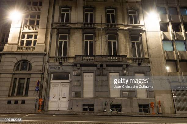 Imperial Private Premium Bar Brussels closed. The owner of the establishment, Carl De Moncharline, takes the Belgian state to court because the...