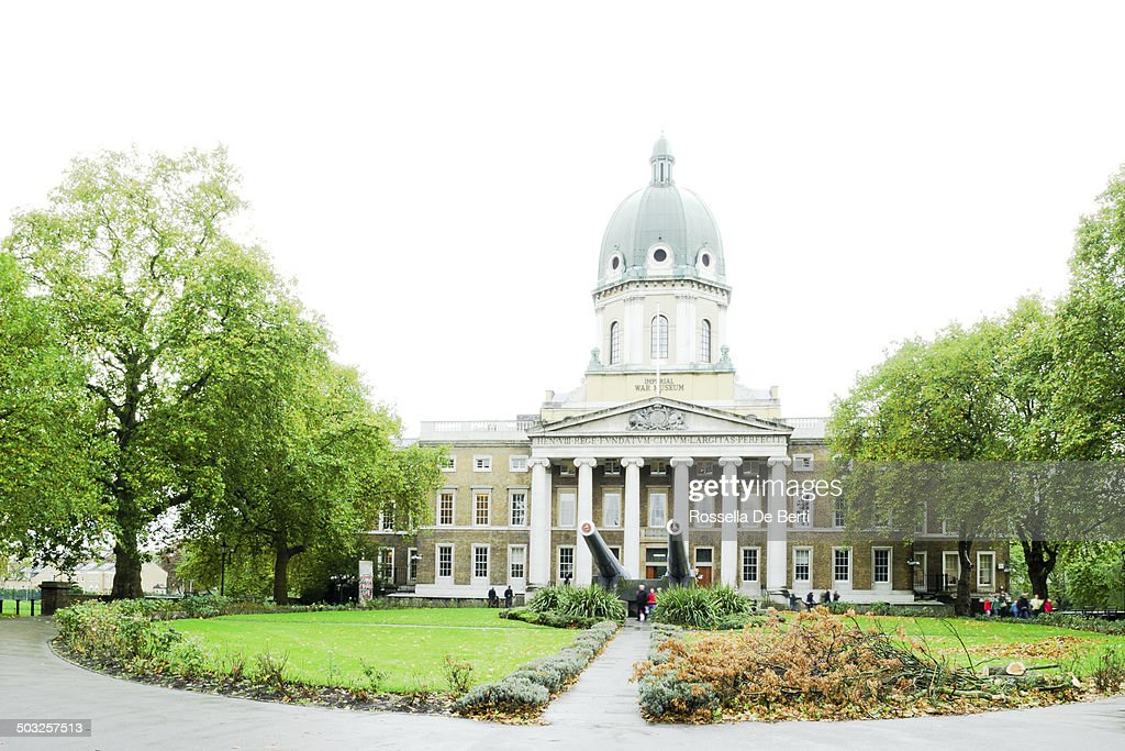 Imperial War Museum, London : Stock Photo