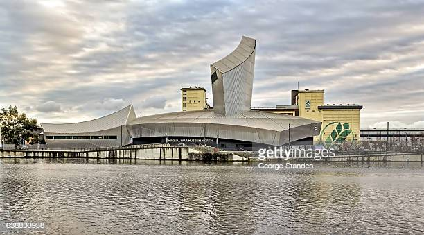 Imperial War Museum, Salford Quays, Manchester,