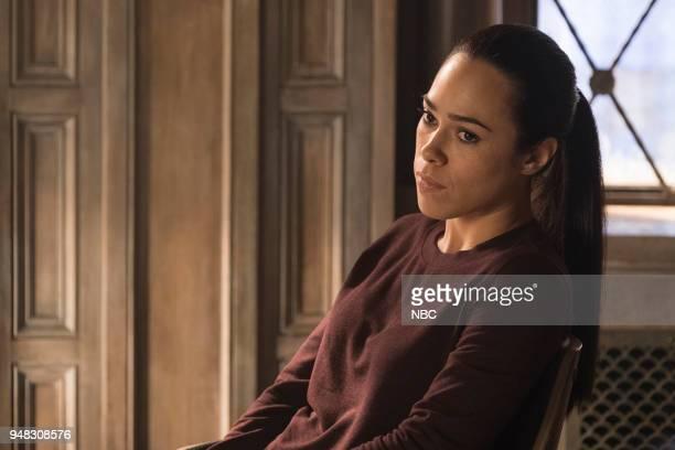"""Imperium"""" Episode 212 -- Pictured: Jessica Camacho as Santana --"""