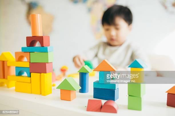 importância de desempenhar no desenvolvimento das crianças - autismo - fotografias e filmes do acervo