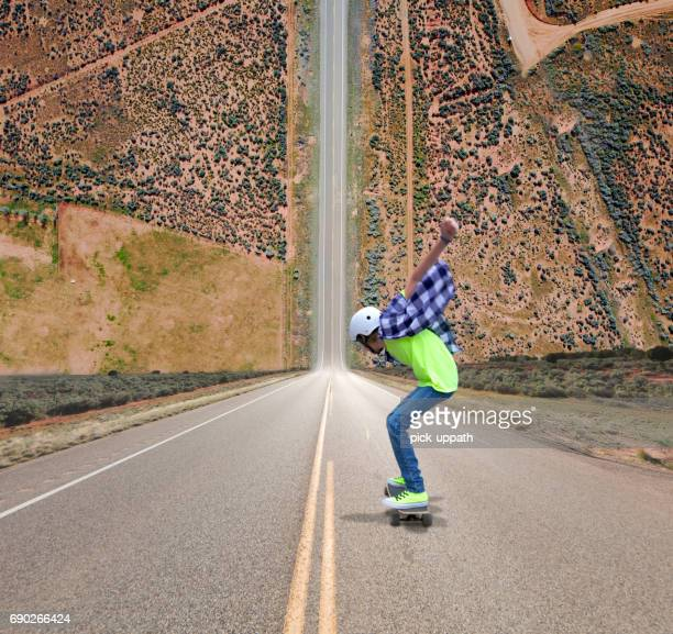 impossible steep hill - steep stock photos and pictures
