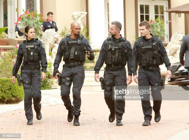 'Imposters' When a series of home invasions are committed by SWAT imposters in an upscale neighborhood Hondo and the team suspect the burglarized...