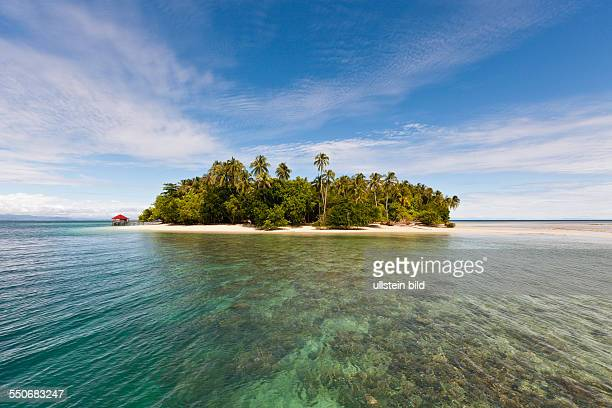 Impressions of Ahe Island Cenderawasih Bay West Papua Indonesia