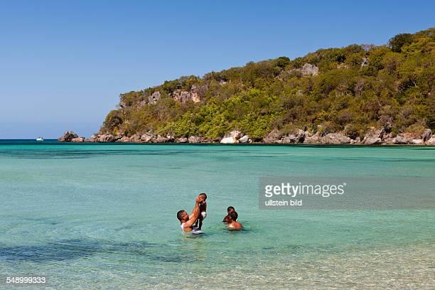Impressions Of Ensenada Beach Punta Rucia Dominican Republic