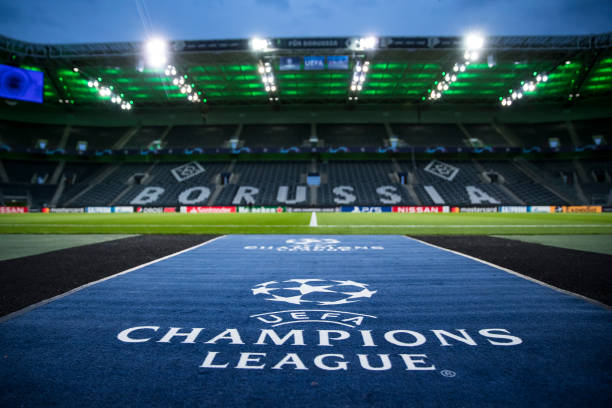 DEU: Borussia Moenchengladbach v Real Madrid: Group B - UEFA Champions League