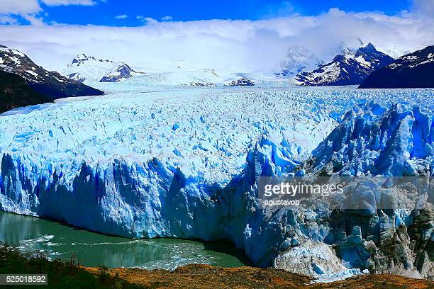 Impressive Glacier Perito Moreno, Patagonia Argentina, El Calafate