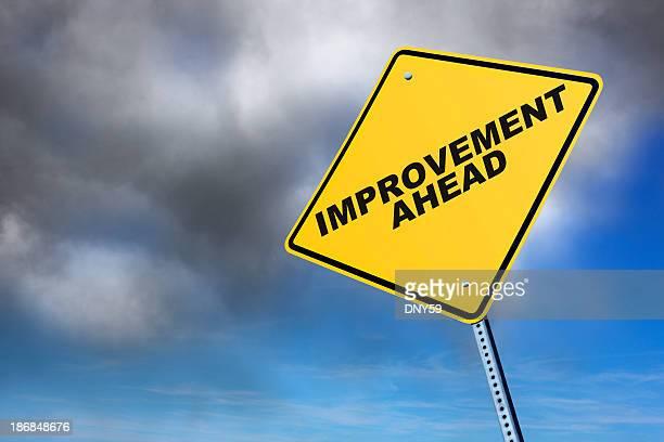 Improvement Ahead