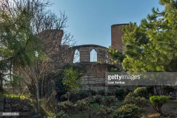 Imrahor Mosque originally Byzantine  Studios Monastery, Yedikule neighbourhood, Istanbul Turkey