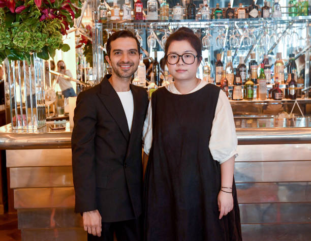 GBR: The Business Of Fashion Celebrates Caroline Hu During London Fashion Week - Dinner