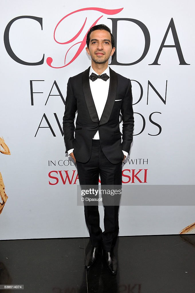 2016 CFDA Fashion Awards - Winners Walk : News Photo