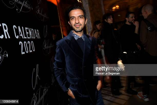 Imran Amed attends the CR Fashion Book X Redemption photocall as part of the Paris Fashion Week Womenswear Fall/Winter 2020/2021 on February 28, 2020...