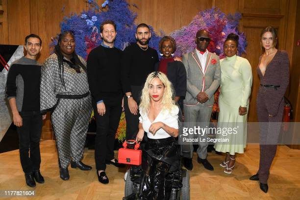Imran Amed Jane Chika Oranika Derek Blasberg Phillip Picardi Jillian Mercado Stephanie Thomas Dapper Dan Lindsay Peoples Wagner and Teddy Quinlivan...
