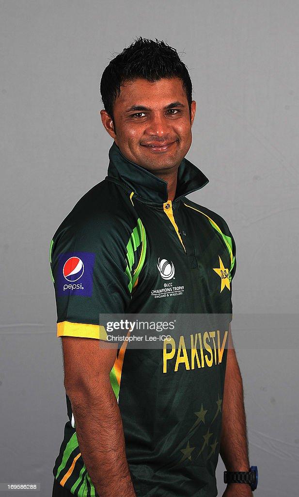Pakistan Portrait Session - ICC Champions Trophy