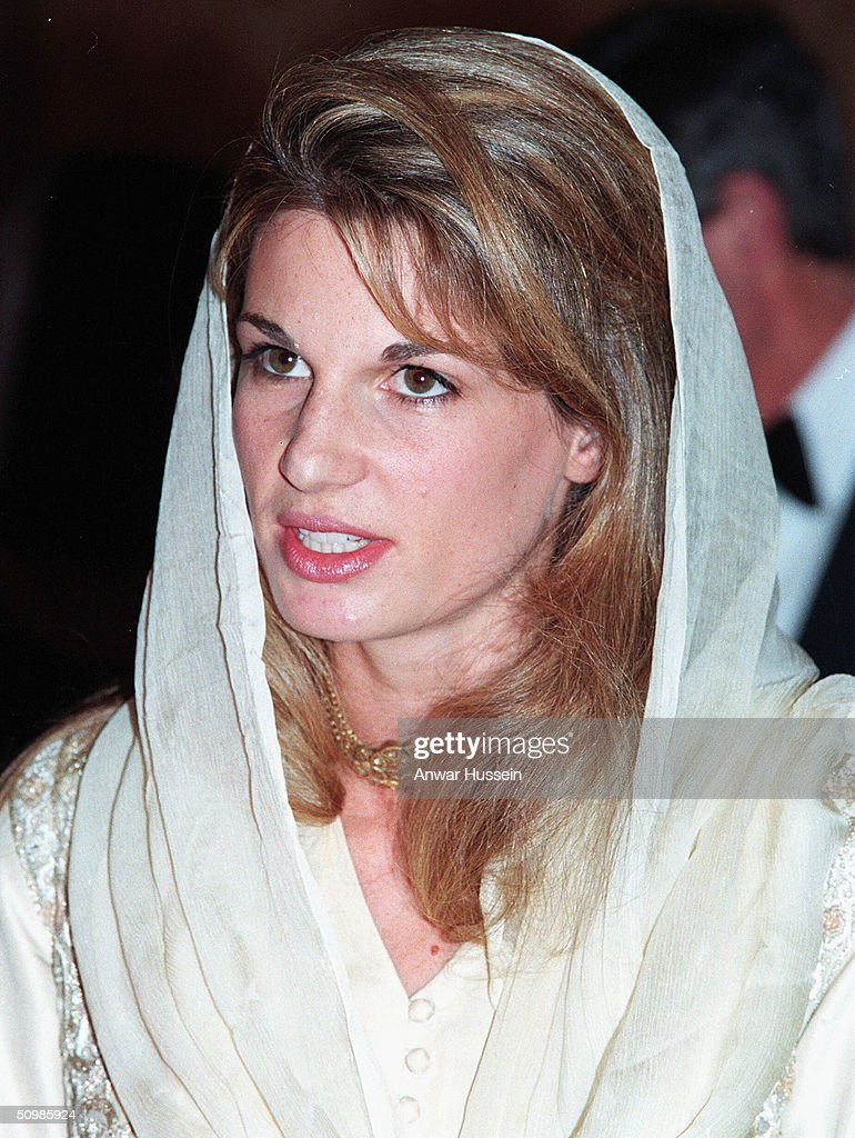 Imran Khan and Jemima Khan (pictured) have today announced they have divorced after 9 years of marriage June 22, 2004. Jemima - the daughter of multimillionaire British businessman James Goldsmith - and Khan have two sons. Khan led Pakistan to victory in the cricket World Cup in 1992 and later formed his own political party in 1996.