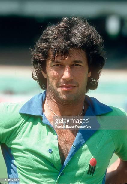 Imran Khan , Australia v Pakistan, 3rd Test, Melbourne, Dec 81.