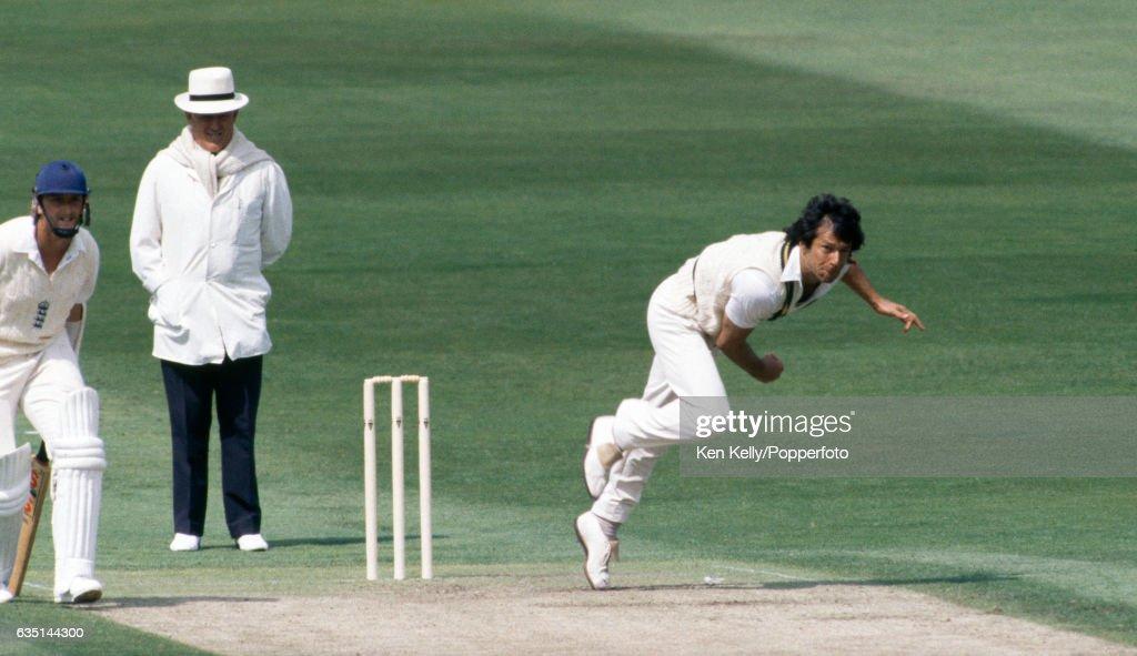 3rd Test Match - England v Pakistan : News Photo