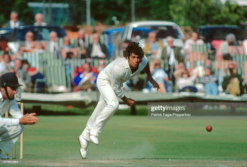 Imran Khan : News Photo