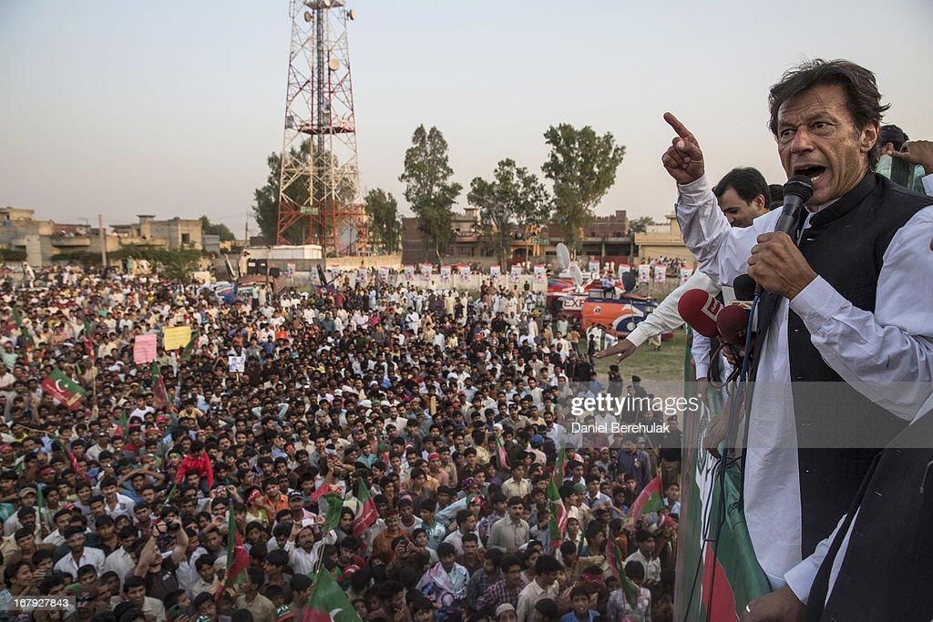 Pakistan Prepares For General Election : ニュース写真