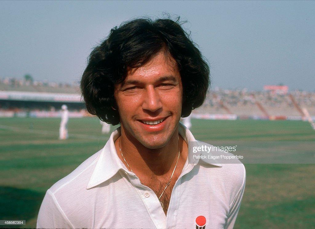 Imran Khan... : News Photo