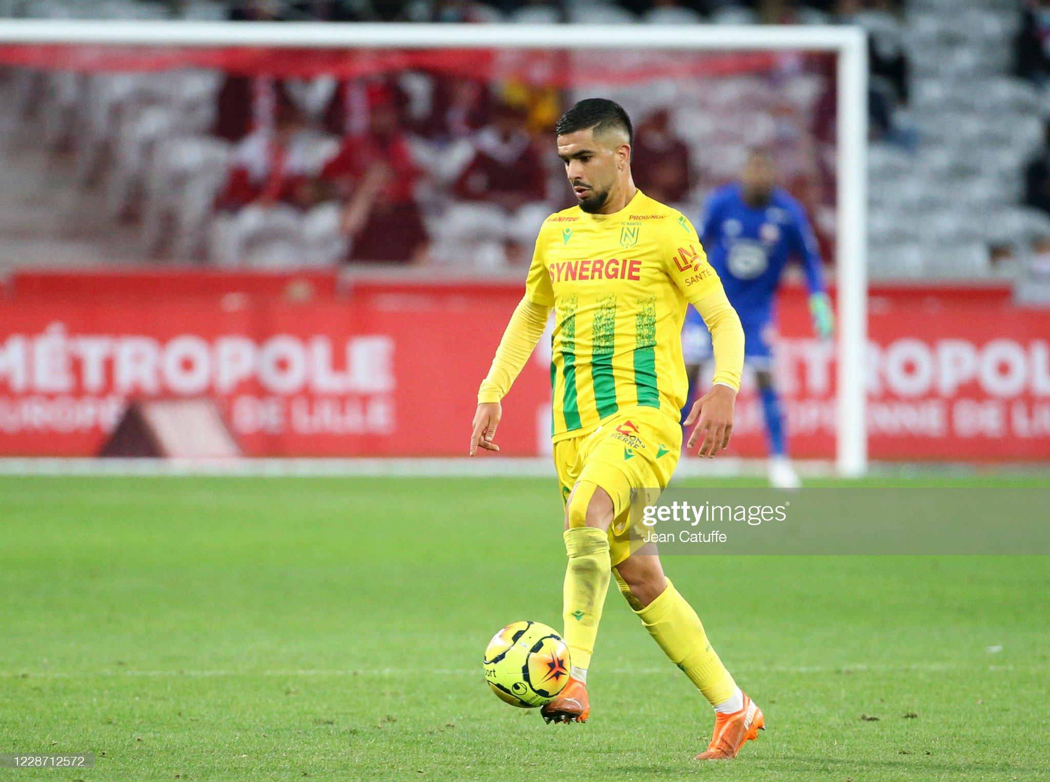 Lille OSC v FC Nantes - Ligue 1 : ニュース写真
