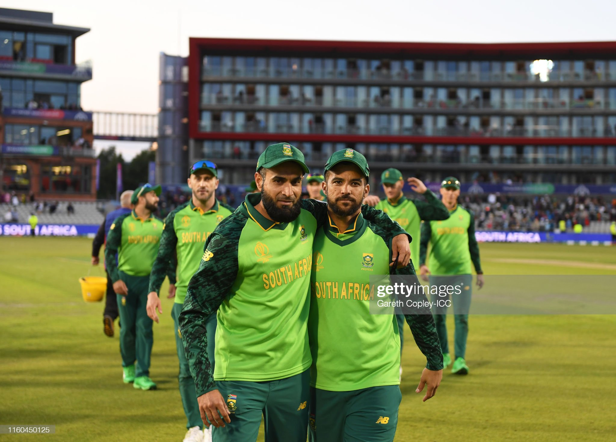 Australia v South Africa - ICC Cricket World Cup 2019 : News Photo