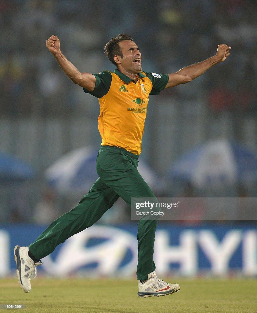 South Africa v Netherlands - ICC World Twenty20 Bangladesh 2014