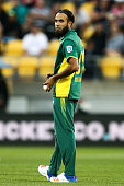 wellington new zealand imran tahir south