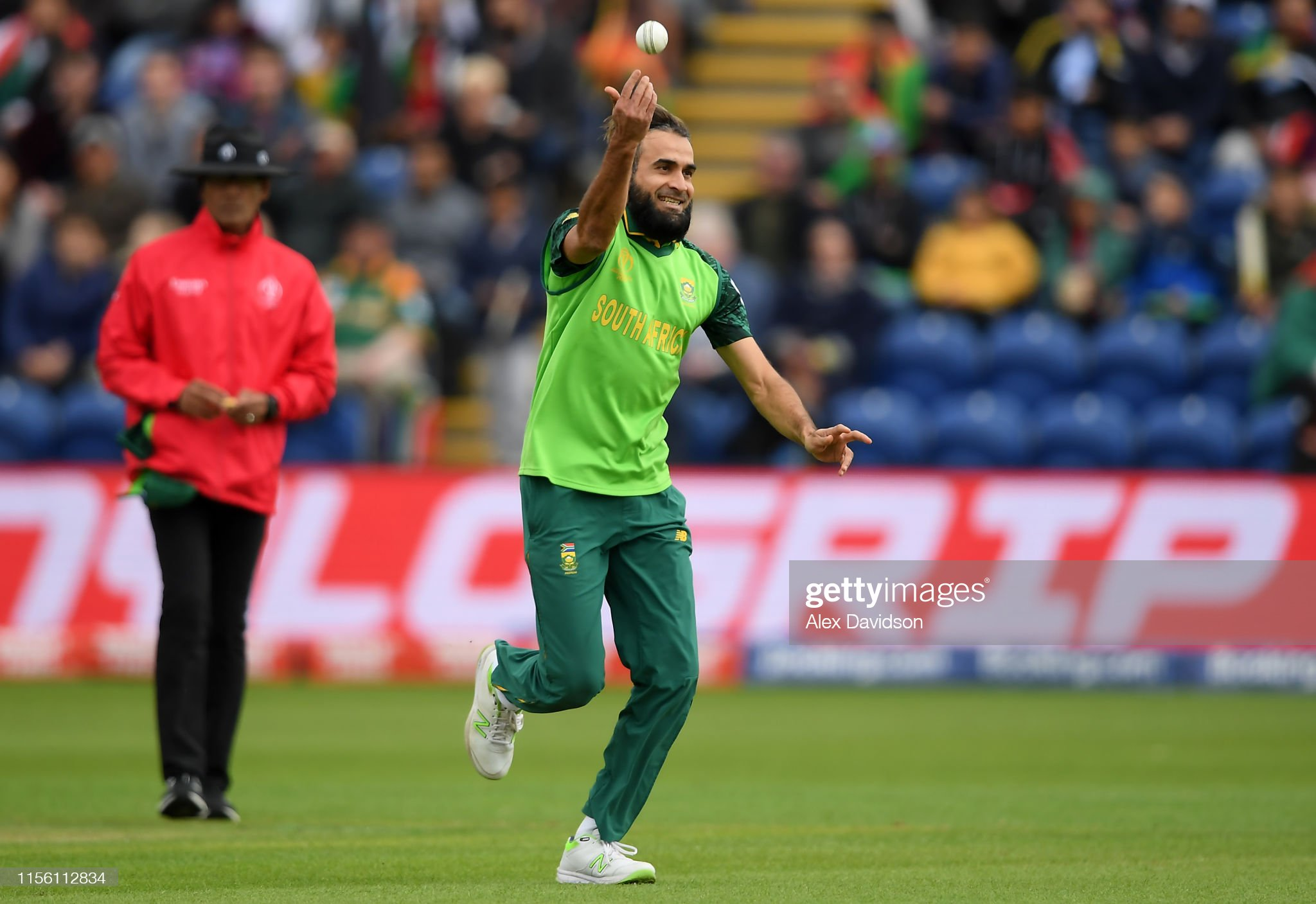 South Africa v Afghanistan - ICC Cricket World Cup 2019 : News Photo
