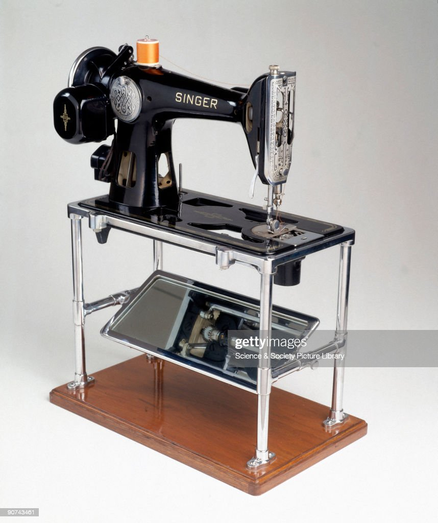 in 1850 isaac merritt singer 18111875 produced his first sewing machine which electric motor58 first