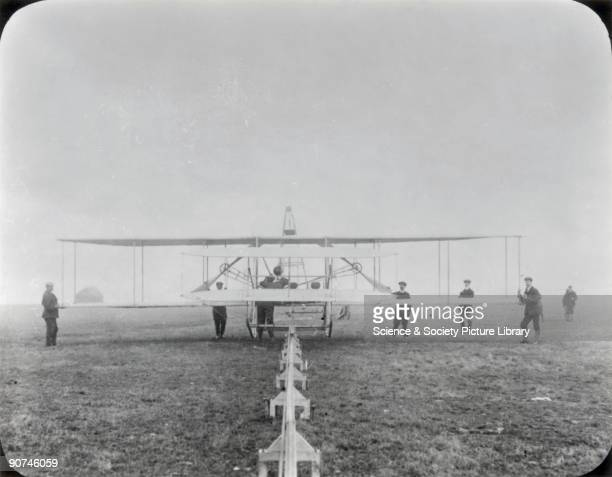 In 1909 Short Brothers the famous British aircraft manufacturers acquired a contract to build aeroplanes to the design developed by Orville and...