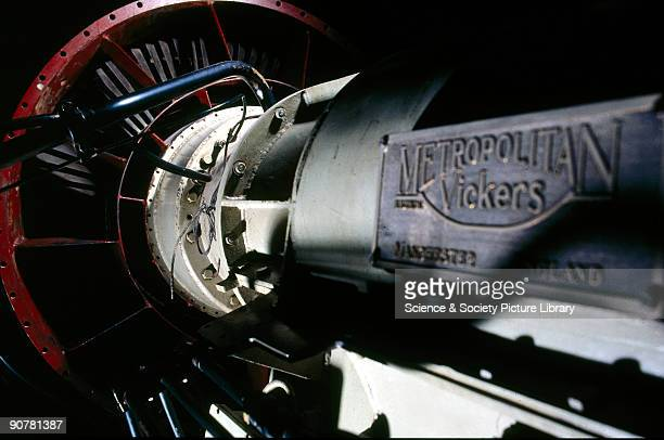 In 1943 the MetropolitanVickers Electrical Company was commissioned to provide a gas turbine engine for an auxiliary power plant in a warship an...