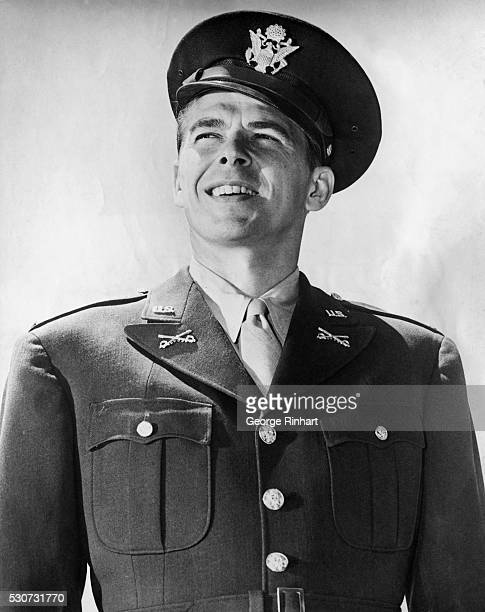 In 1947 Ronald Reagan received a comission as a second lieutenant in the US Cavalry Reserve following training at Fort Des Moines IA On April 19 he...