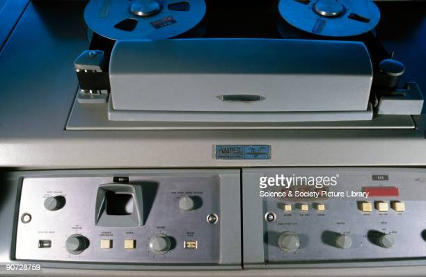 In 1952 Ampex an American manufacturer of broadcast audio tape recorders hired a team that included Charles Ginsberg and Ray Dolby to look into video...