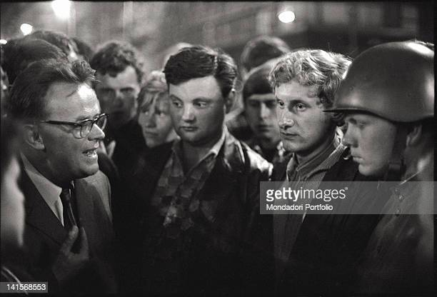 In 1968 the troops of the Warsaw Pact invade Czechoslovakia and halt Prague Spring Alexander Dubcek's 'socialism with a human face' political...