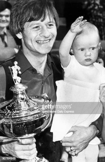In 1972 Alex �Hurricane� Higgins became the youngest ever snooker world champion winning a few days after his 23rd birthday He broke down in tears...