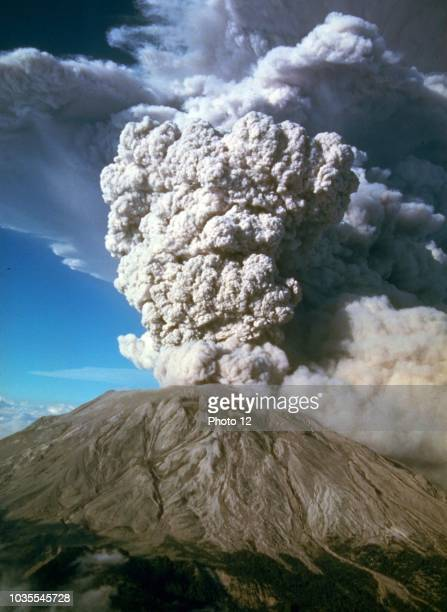 In 1980, a major volcanic eruption occurred at Mount St. Helens, a volcano located in state of Washington, in the United States..