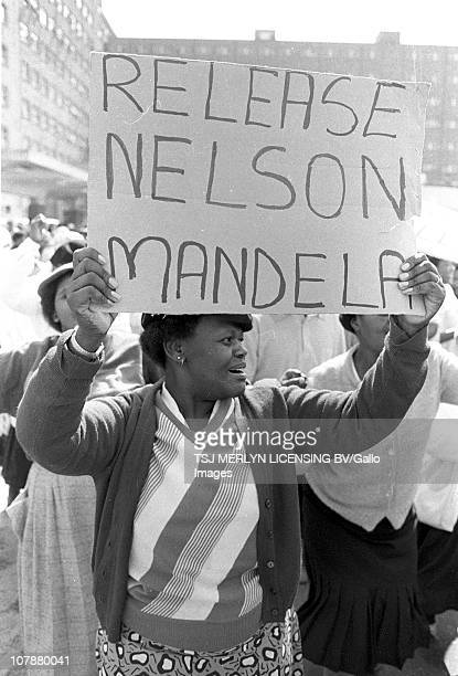 In 1987 political prisoner Nelson Mandela fell ill with early signs of tuberculosis and was hospitalized at Tygerberg Hospital in Cape Town...