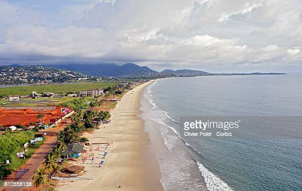 In 2006 Sierra Leone was declared trouble free This has prompted tour operators to start advertising the country as an adventure holiday destination...