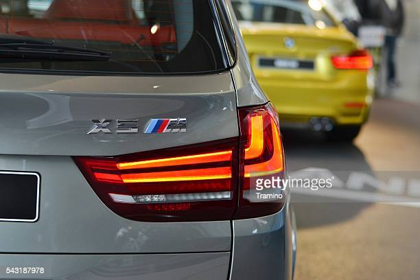 BMW X5 M in einer Auto-showroom