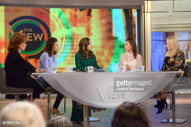 THE VIEW In a daytime exclusive The View welcomes Olympic gymnast Aly Raisman live on FRIDAY JANUARY 26 Raisman is speaking out after confronting...