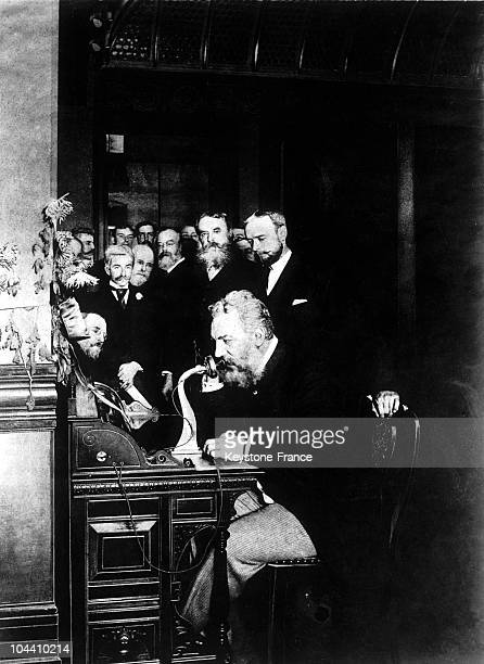 In a hotel room in Boston on March 11 Graham BELL succeeded in making the first telephone call with his assistant Tom WATSON after long experimental...