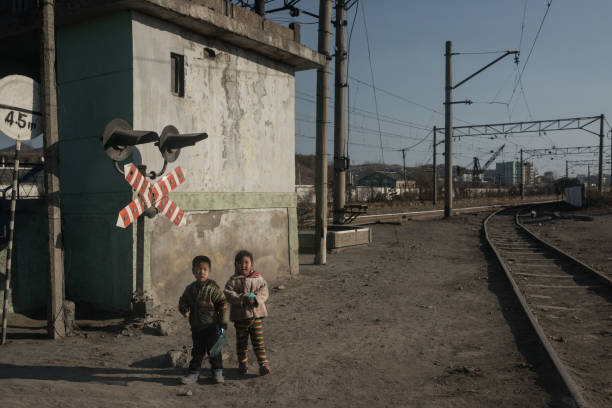 Chongjin, North Korea Chongjin, North Korea