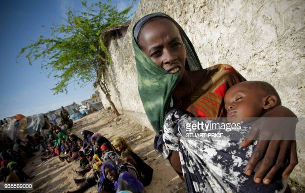 CREDIT 'AFP PHOTO/ AUUN IST/ STUART PRICE' NO In a photograph released by the African UnionUnited Nations Information Support Team on 16 July a...
